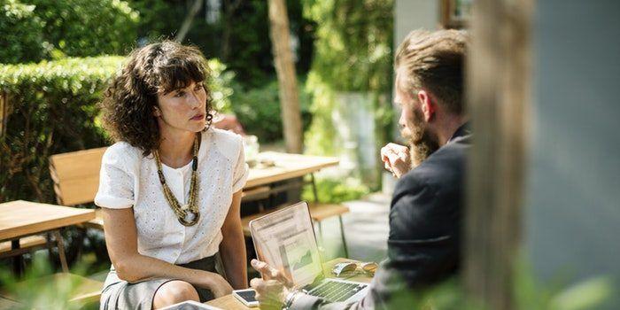 errores en una entrevista de trabajo