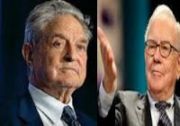 Warren Buffett y George Soros