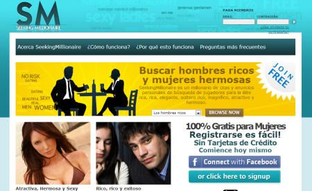 Online dating sites millionaire
