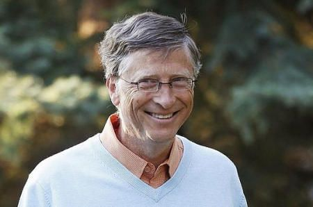 Bill Gates reciente
