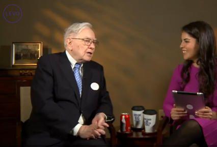 Entrevista de Warren Buffett en Levo