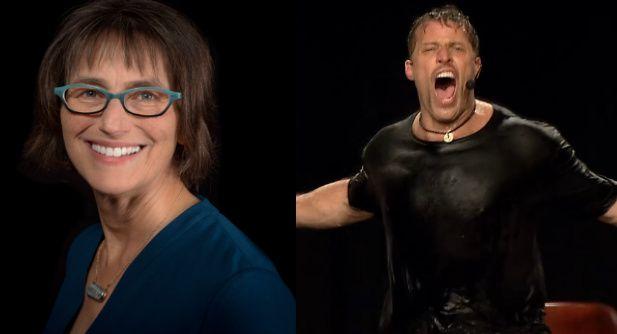 la industria de la psicología positiva - Tony Robbins y Barbara Fredrickson