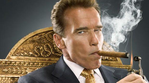 las claves del éxito de Arnold Schwarzenegger