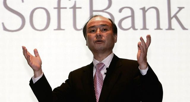 Masayoshi Son CEO de Softbank