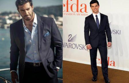 Un traje bien elegido te hace más atractivo