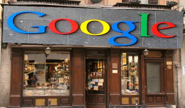 si google entrara en el negocio de los restaurantes, como lo haria