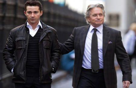 Gordon Gekko en Wall Street 2