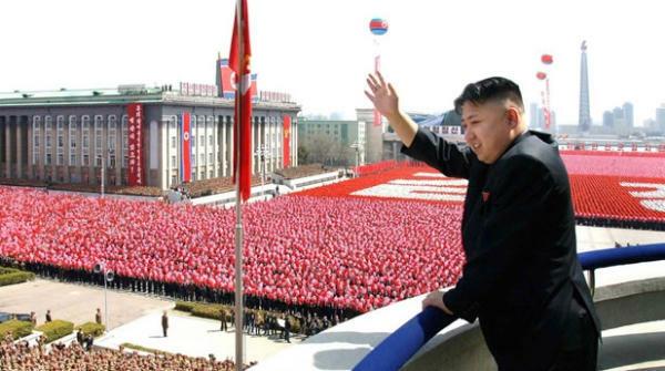 Cosas que pasan en Corea del Norte
