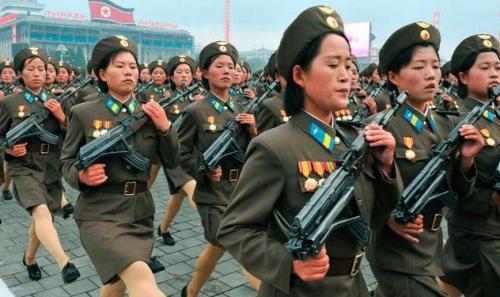 Mujeres de Corea del norte no pueden quedarse embarazadas