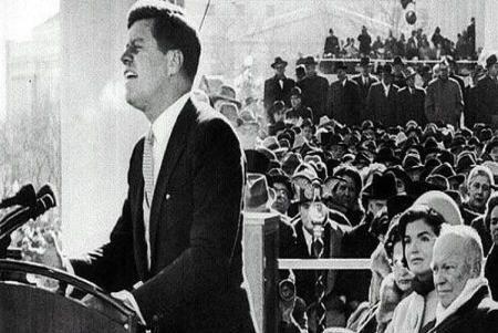 John F. Kennedy como ejemplo de cómo seducir a las masas