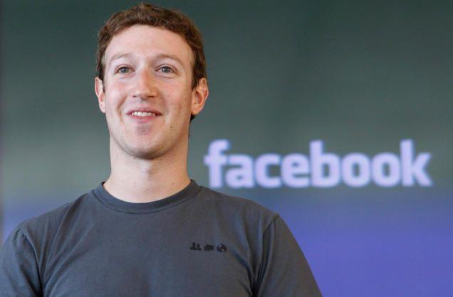 Mark Zuckerberg es ahora el cuarto hombre más rico del mundo, y ...