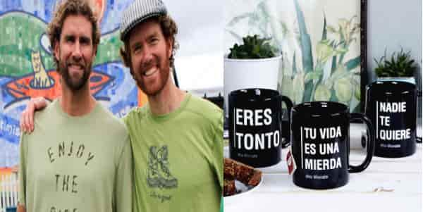 2 Negocios rentables: imprimir mensajes en camisetas y las tazas existencialistas.