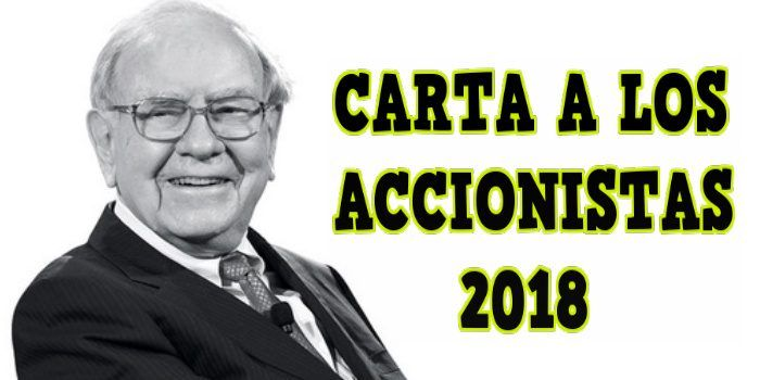 carta accionistas warren buffett Berkshire Hathaway