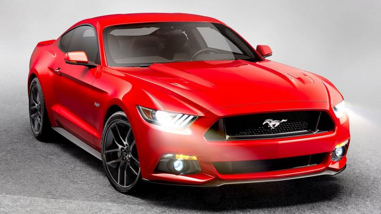 Ford Mustang - Iacocca