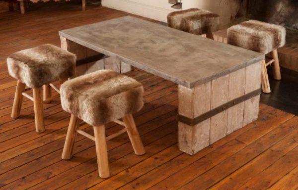 Muebles artesanales es un negocio que deja dinero y requiere de baja inversión