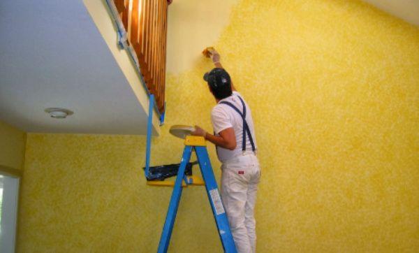 pintar casas es un negocio que requiere poca inversión.