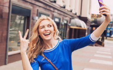 ganar dinero con tus selfies