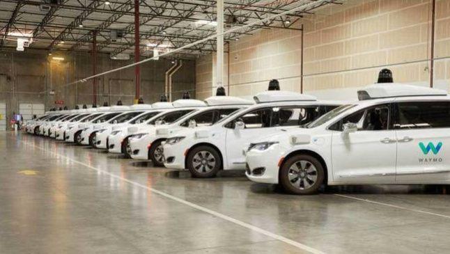 Waymo, el servicio de taxis autónomos de Google que acabará con los taxistas