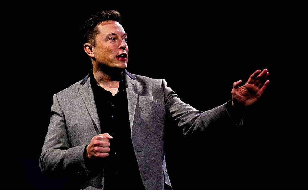 Elon musk conferencia