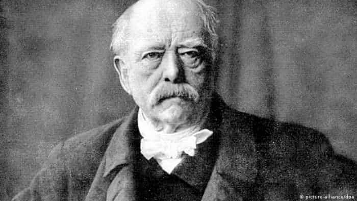 Otto Von Bismarck archiconservador