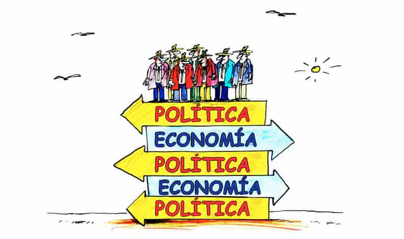 política y economía