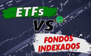 Cual es la diferencia entre un ETF y un fondo indexado - ventajas y desventajas